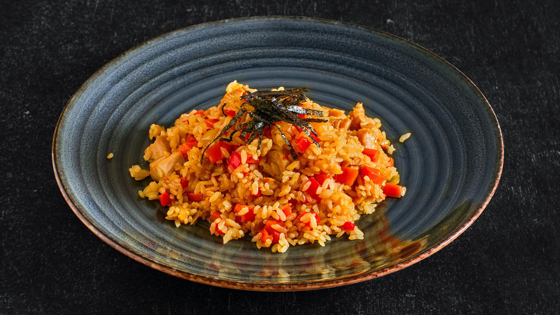 Studentski recepti: Pileći file s kiselom rižom