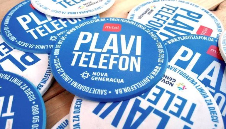 Savjetodavna linija za djecu i mlade: Plavi telefon dostupan i vikendom