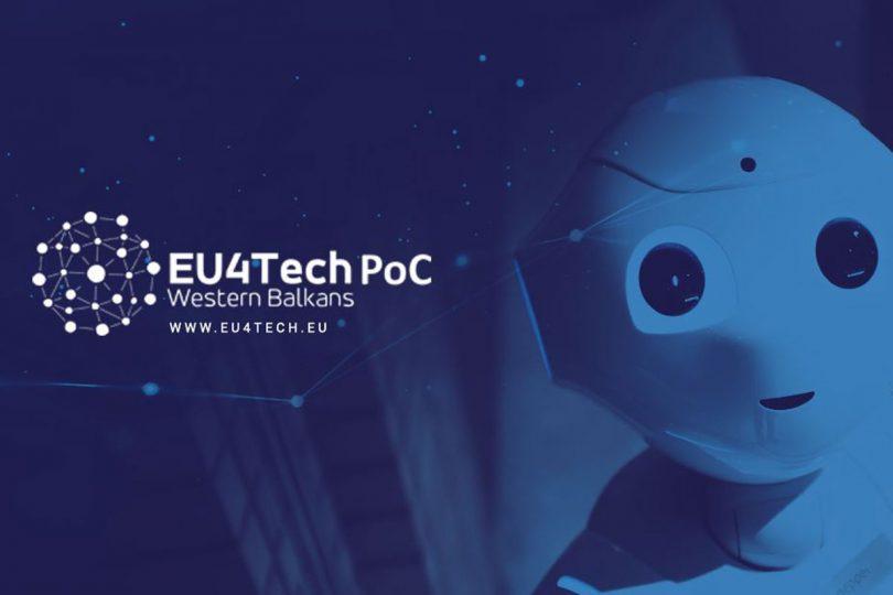 EU4Tech PoC WB: Poziv za prijavu projekata tehničke podrške validaciji inovacija i patenata