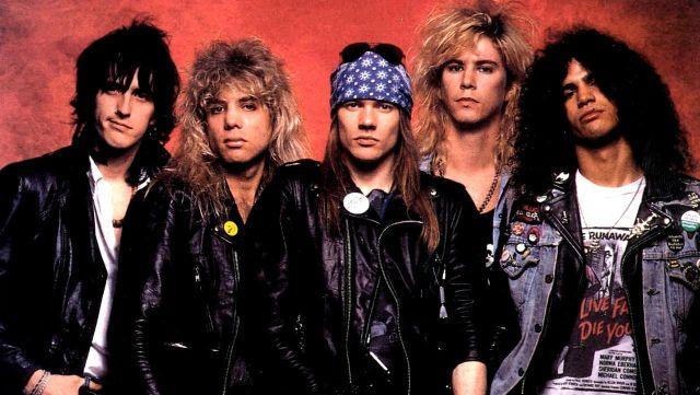 Koja ste pjesma grupe Guns 'N' Roses s obzirom na horoskopski znak?