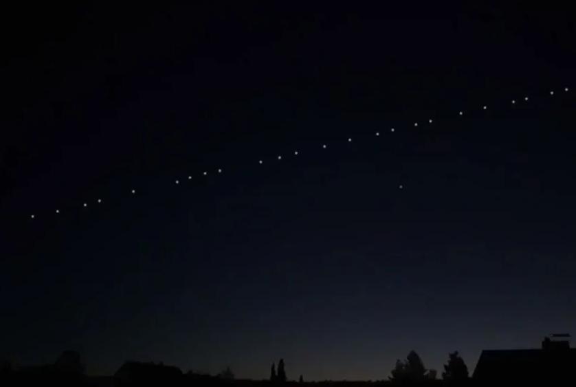Sateliti Elona Muska večeras preletjeli bh. nebom