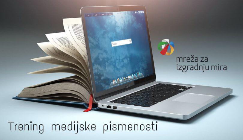 Prijavite se na besplatni Trening medijske pismenosti