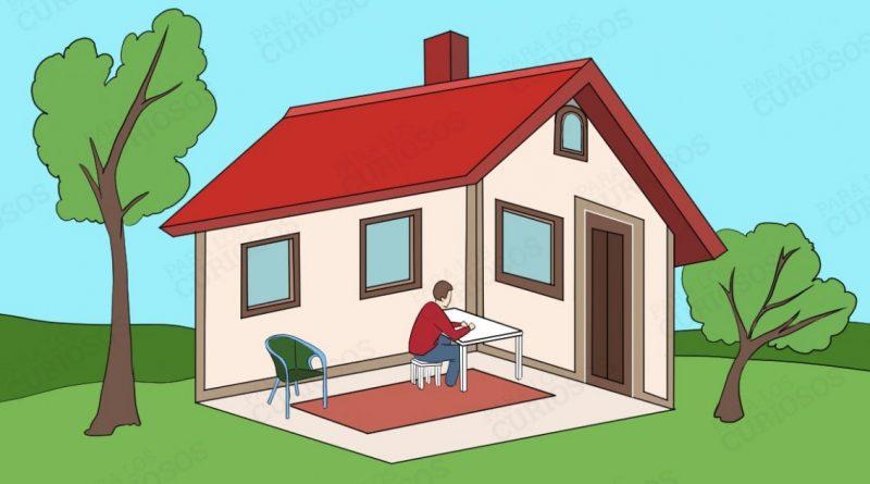 Da li je čovjek u kući ili van nje? Tvoj odgovor će otkriti mnogo toga o tebi