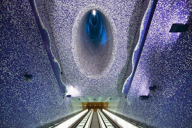 Da li biste se provozali: Ovo je najčudniji metro na svijetu
