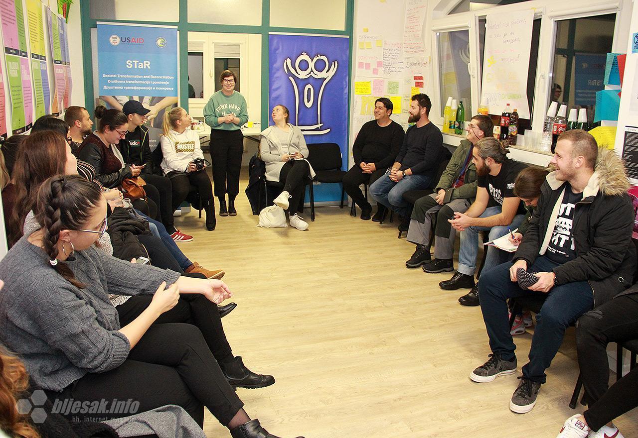 PRONI Omladinski klub Mostar raspisuje poziv za tri nove radionice