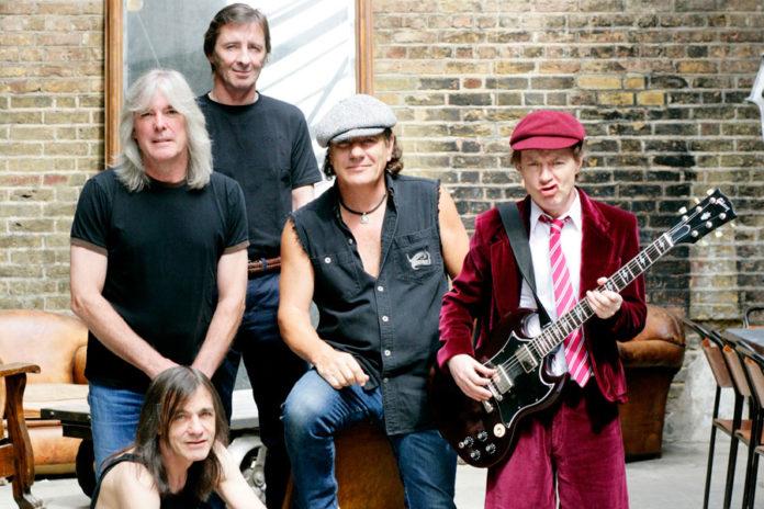 Šta se krije iza imena grupe AC/DC