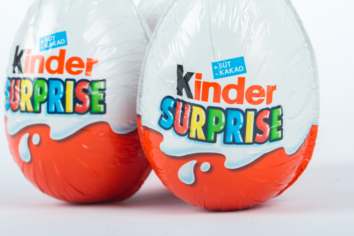 Toliko puta ste otvorili Kinder jaje: Jeste li ikada primijetili ovaj detalj?