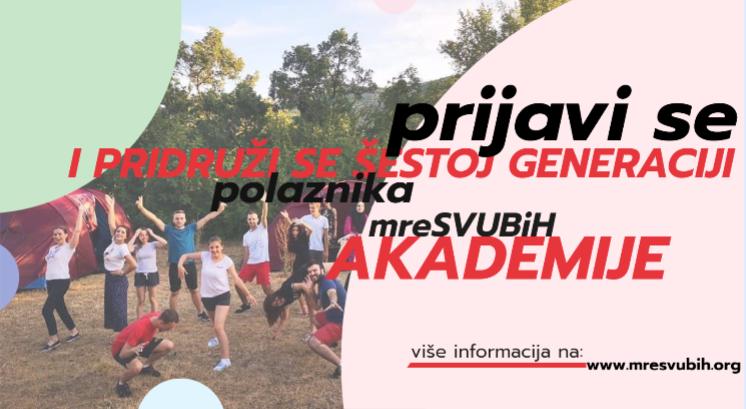 Mreža savjeta/vijeća učenika u BiH: Poziv za prijavu polaznika šeste generacije lidersko/trenerskog programa