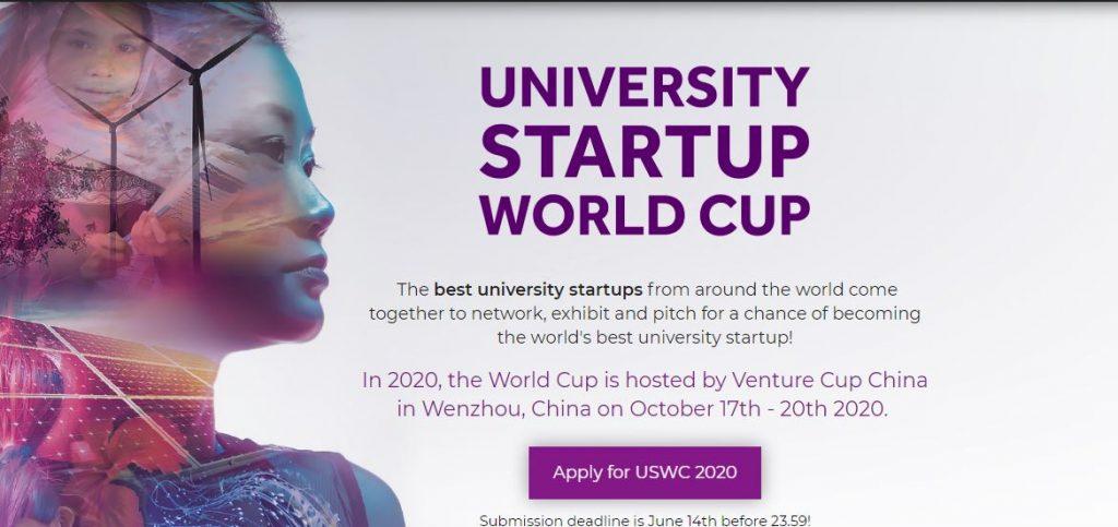 Prilika za mlade: StartUP World Cup 2020