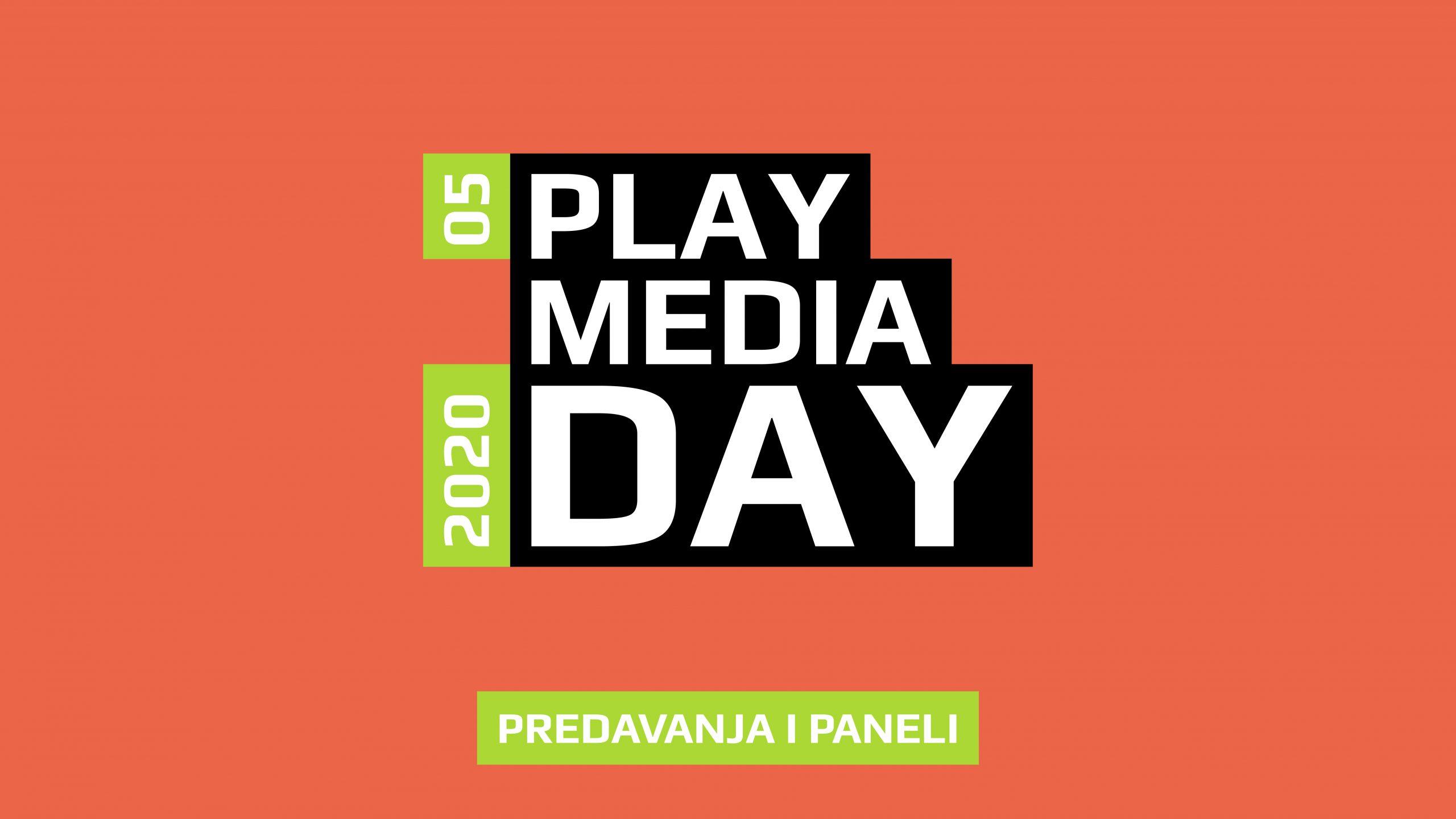 Kreativnost kao filozofija života? Kako pobijediti 2020. godinu? U petak ujutro počinje Play Media Day 05 online konferencija