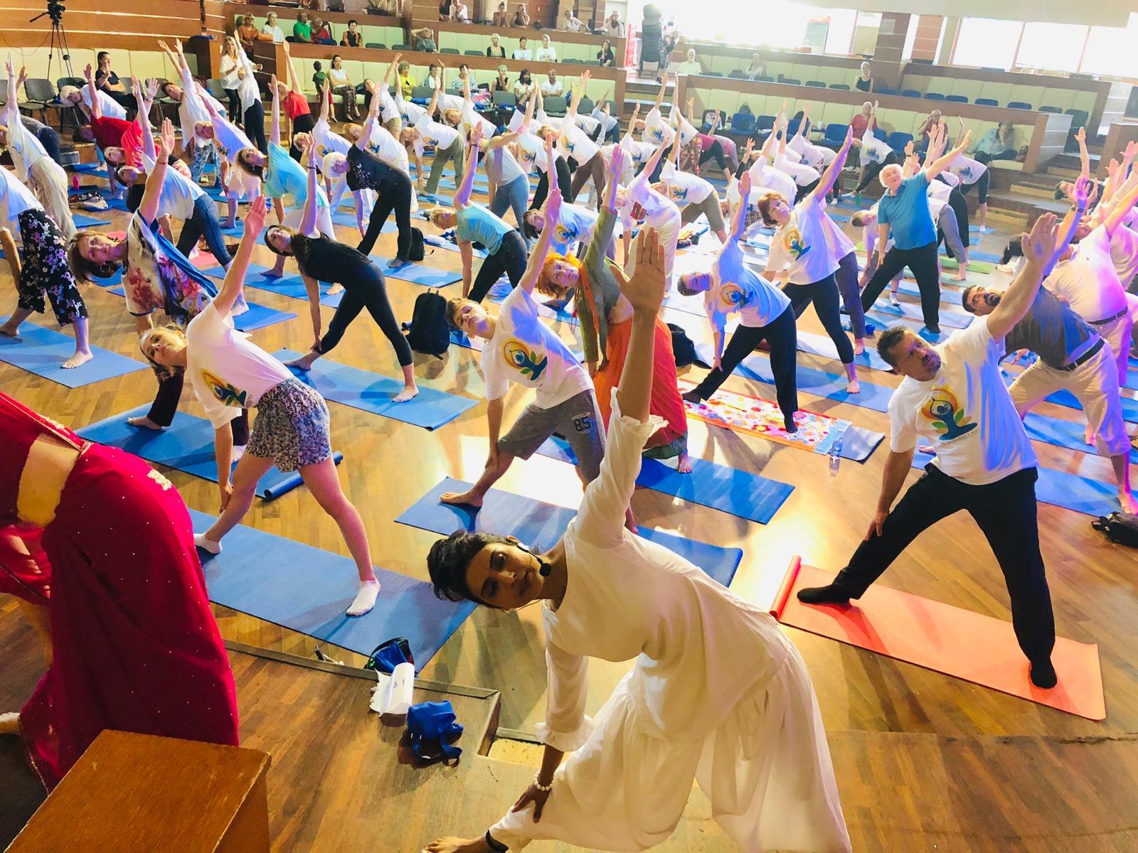6. Međunarodni dan yoge: Yoga od kuće