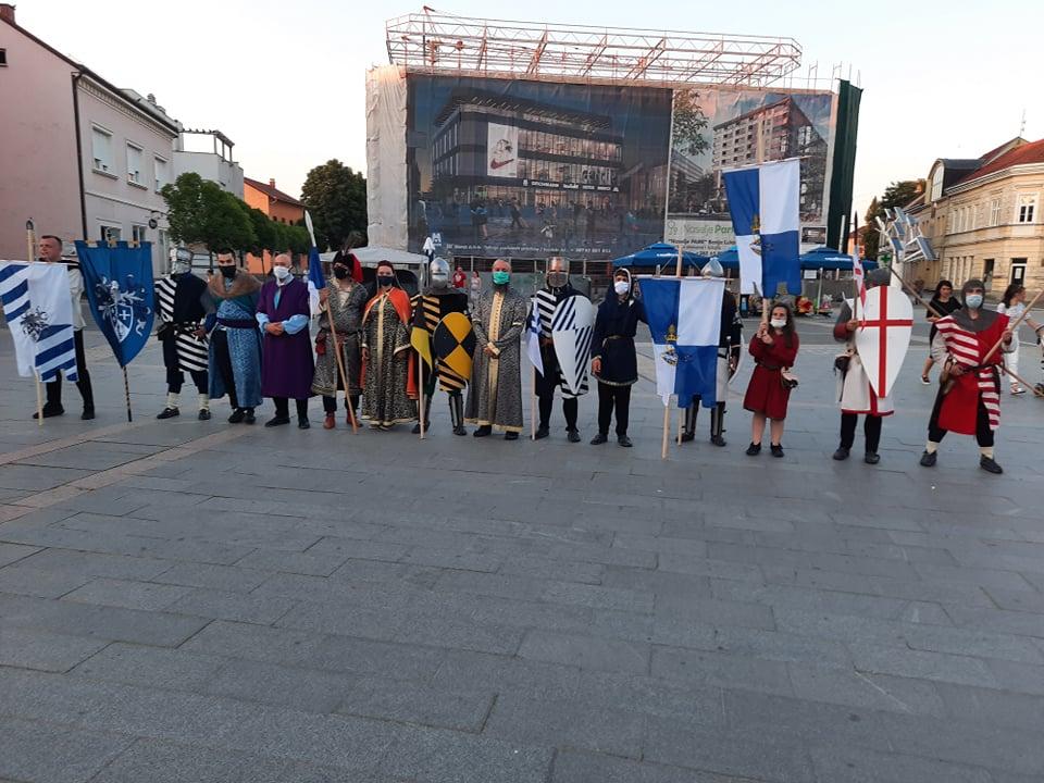 Bosanski vitez ustaje: Online radionice za mlade i predstavljanje vladavine Tvrtka I Kotromanića
