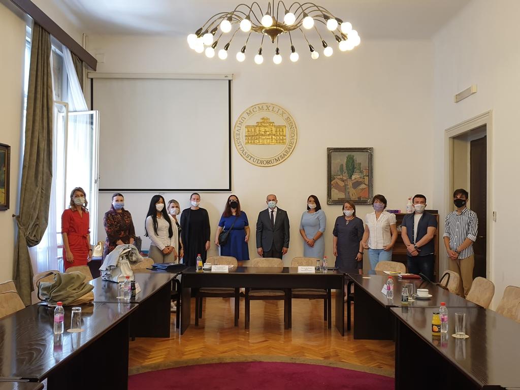 Podrška studentima UNSA: Potpisani sporazumi o saradnji sa  četiri nevladine organizacije, KJU Porodično savjetovalište KS i Homework HUB-a