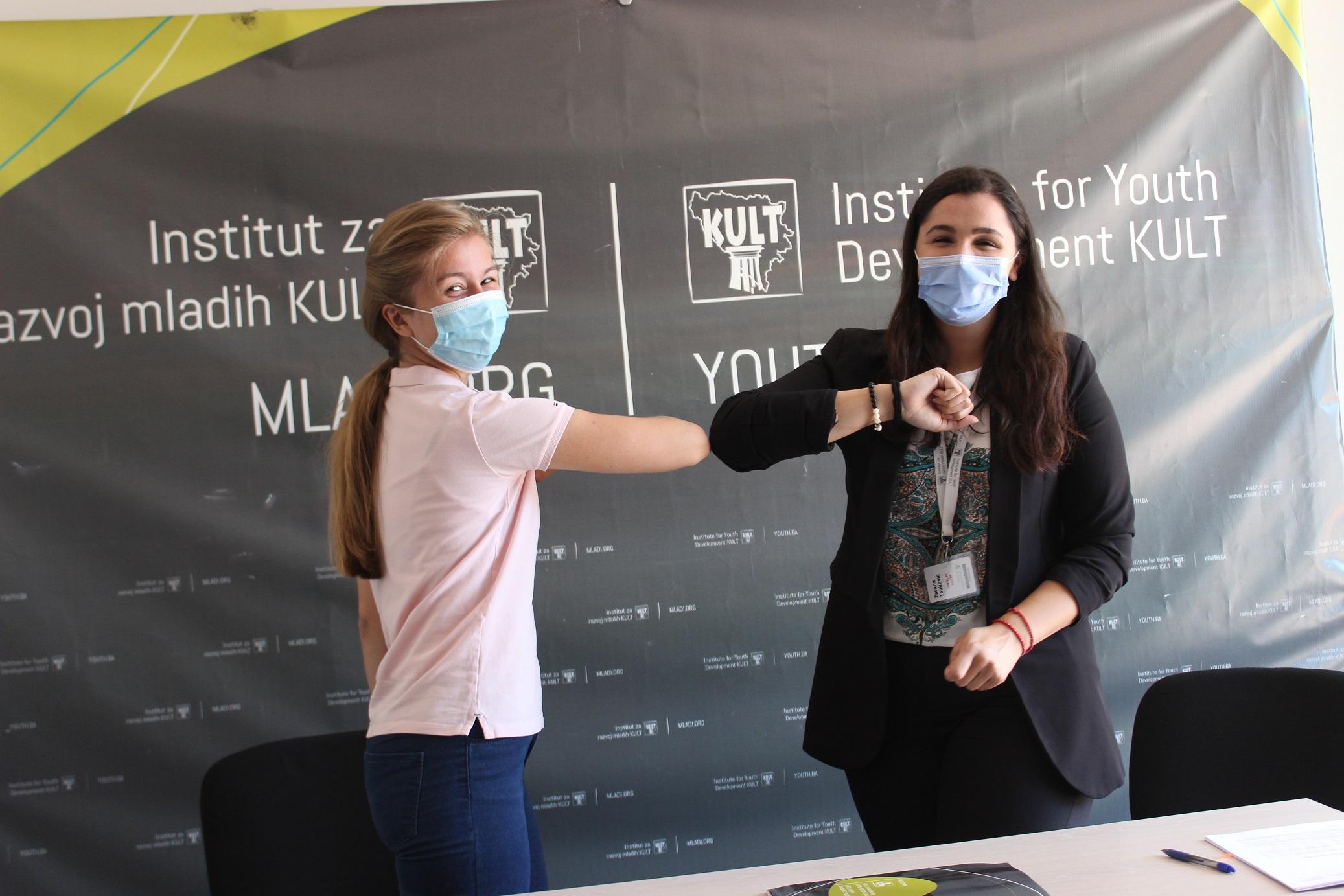 KULT izdvojio 20.000 KM za inicijative mladih: Ilidža dobija prvu Sigurnu mapu