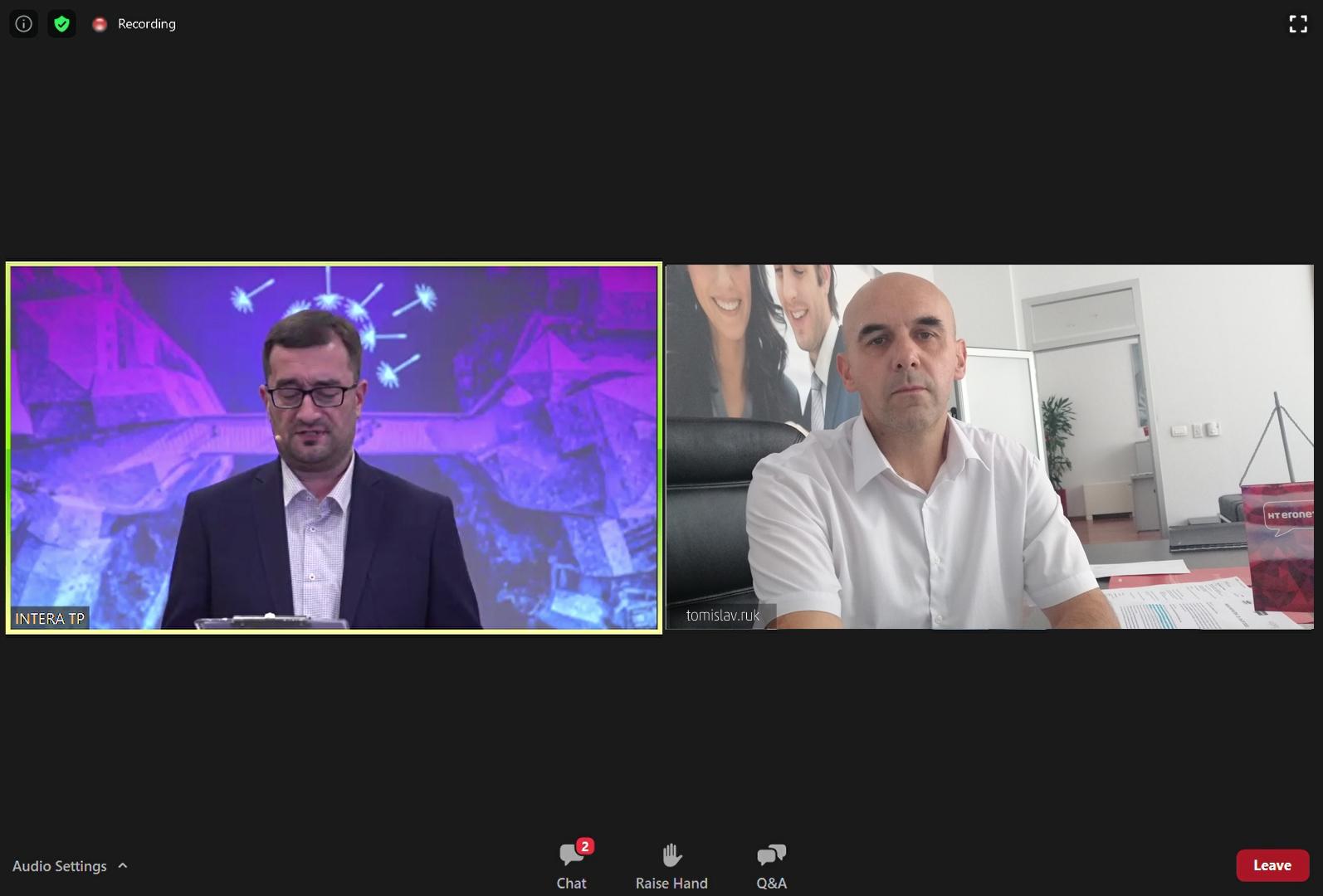 HT ERONET sponzor digitalne konferencije Connecto 2020.