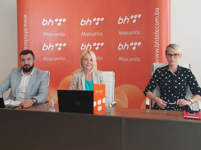 Održan webinar u organizaciji BH TechLaba, platforme BH Telecoma i NGO Bravo