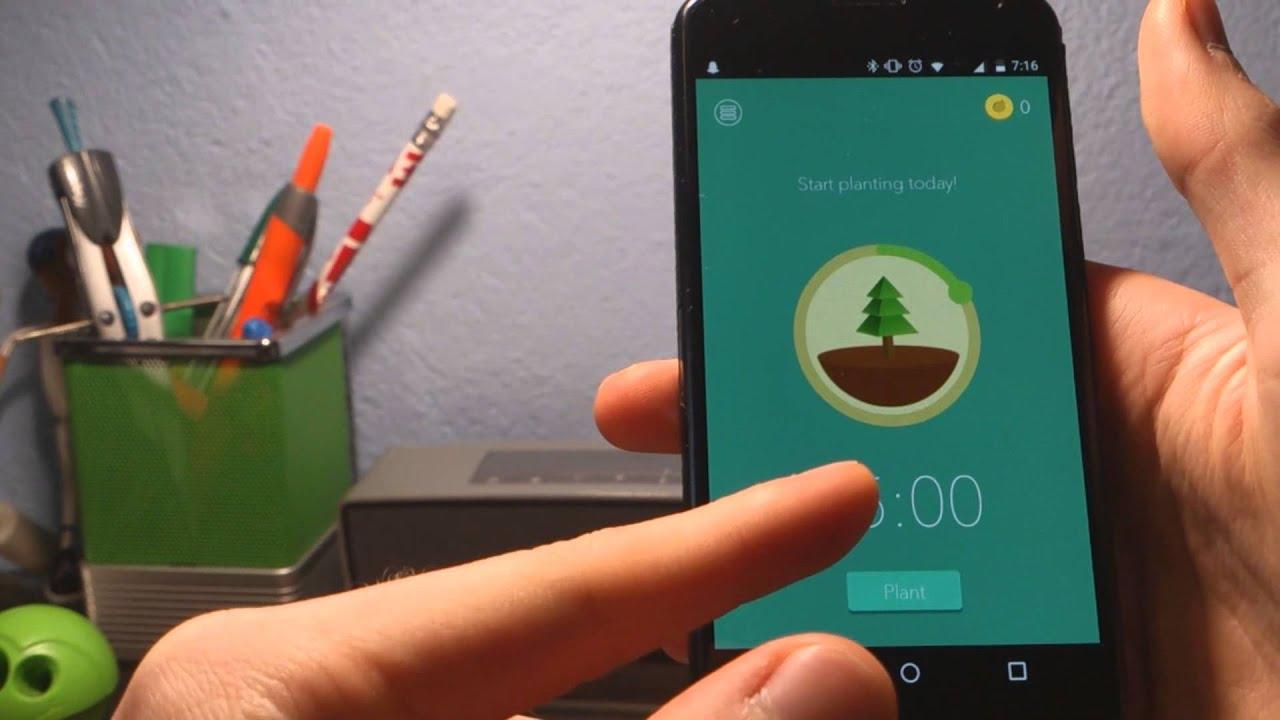 """Imaš problema sa koncentracijom: Ova aplikacija će te """"kazniti"""" ako koristiš telefon dok učiš"""