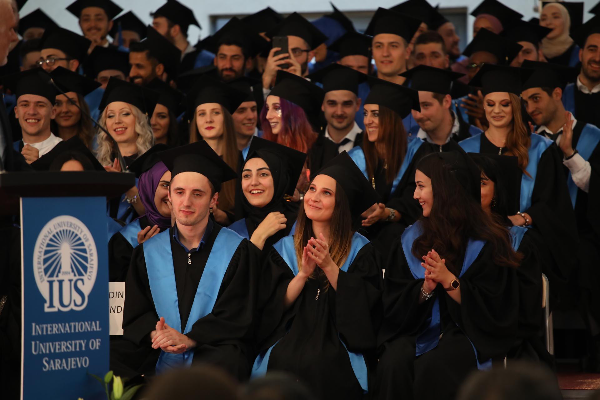 IUS po četvrti put proglašen najboljim privatnim univerzitetom u BiH