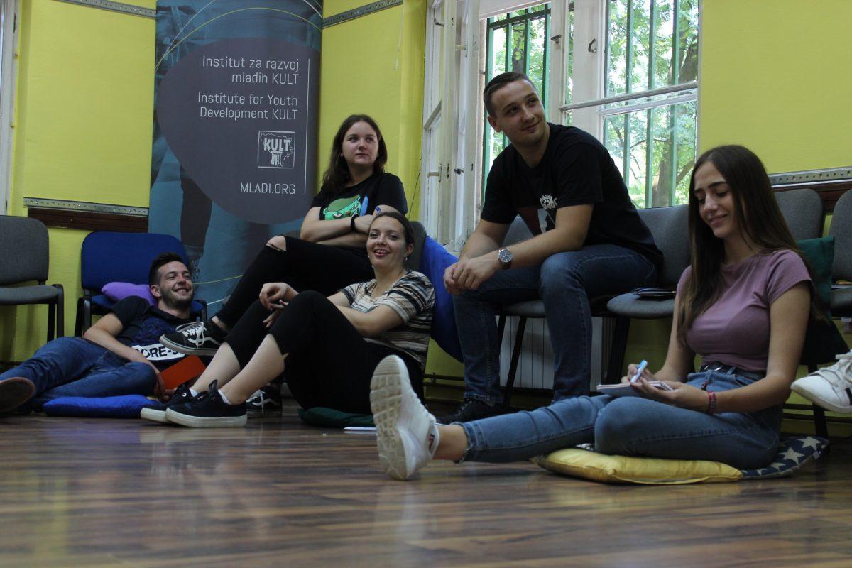 KULT izdvojio više od 3 miliona KM za inicijative mladih