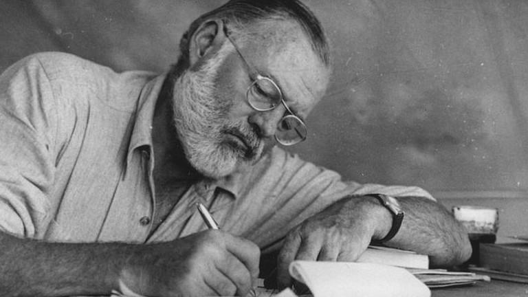 Ernest Hemingway: Jedini savjet koji vam je potreban