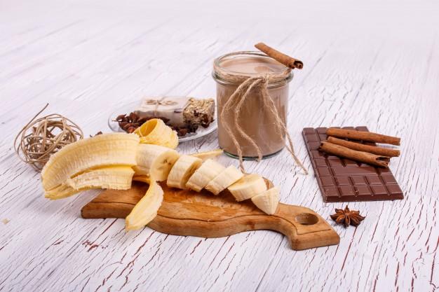Studentski recepti: Probajte ukusni smoothie od banane i kakaa