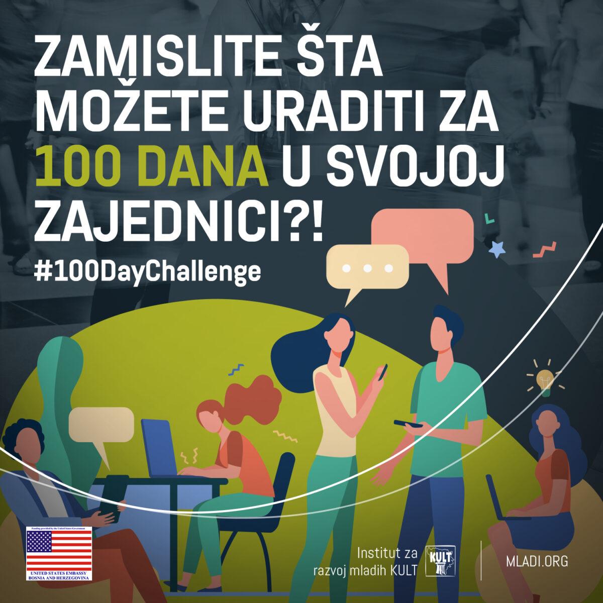 Prijavi se za učešće u #100DayChallenge