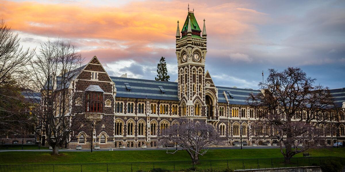 Konkurs za stipendiju na Univerzitet Otago