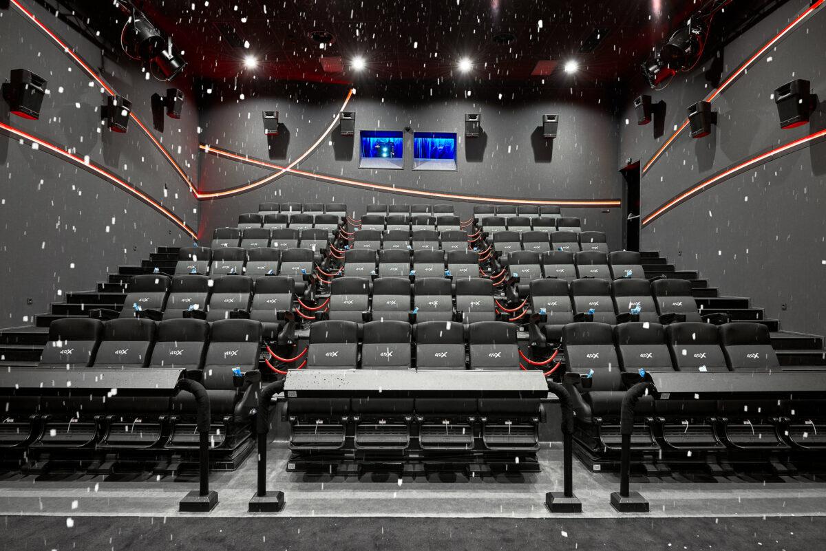 4DX tehnologija ekskluzivno u Cinestaru Sarajevo: Blockbusteri iz pokretnih sjedišta uz efekte snijega, kiše i ostale specijalne efekte