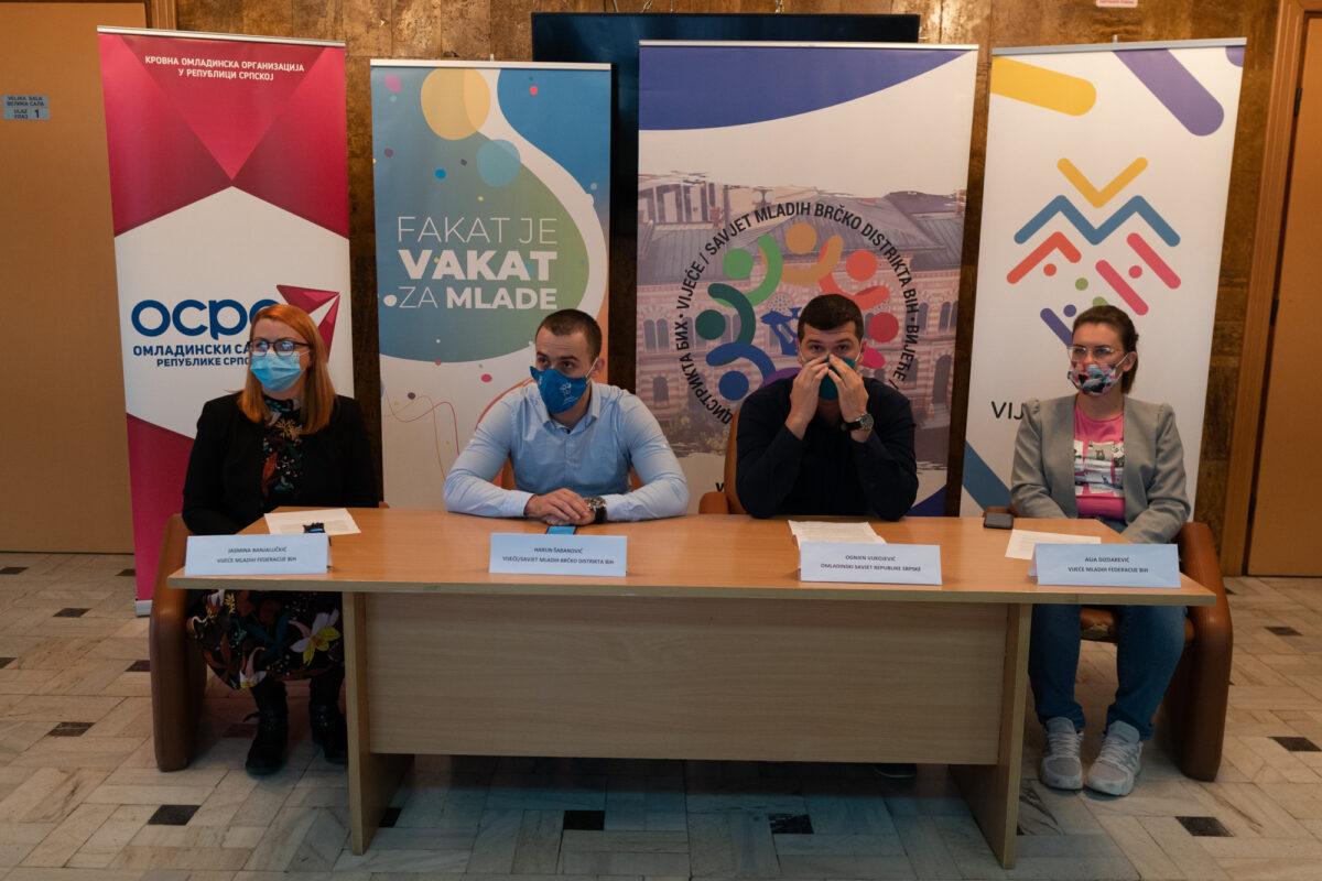 Krovna tijela za mlade u BiH: Glas mladih u izbornoj kampanji mora se čuti