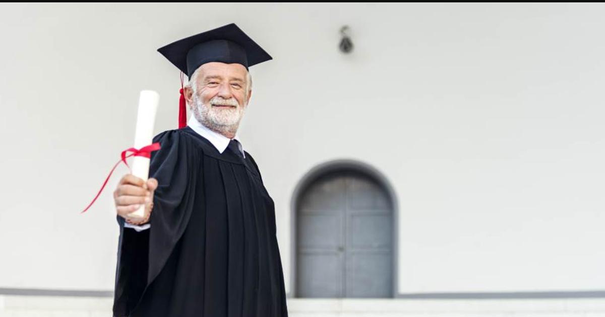 """Diplomirao u desetoj deceniji života i poručio kako """"ne želi stati"""""""