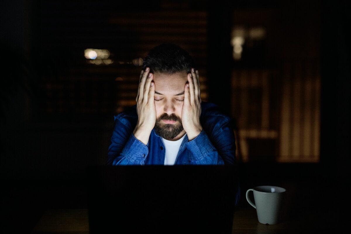 Zašto smo tako umorni nakon dugotrajnog sjedenja za računarom?