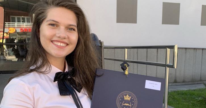 Najbolja studentica u Zenici poručuje: Odlazak nije opcija
