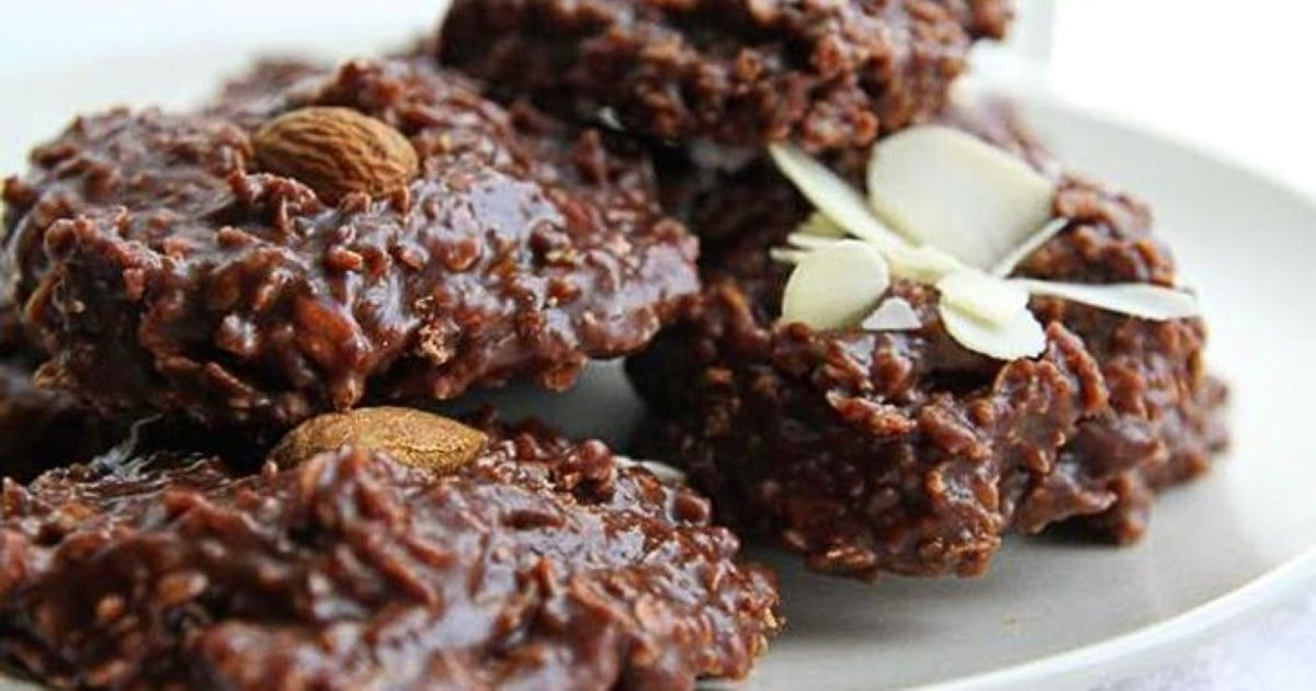 Studentski recepti: Čokoladni kolačići u samo tri koraka