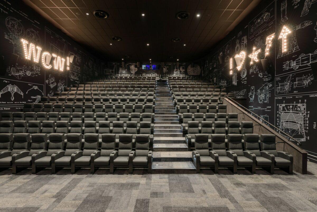 Sarajlije će najnovije filmove moći gledati iz dizajnerskih filmskih loža, royal beds ležajeva za dvoje i drugih kino noviteta