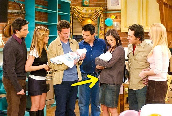 """12 detalja koje niste primijetili u popularnoj seriji """"Friends"""""""
