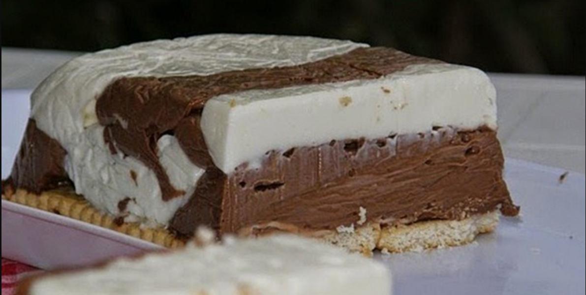 Studentski recepti: Bez miksera i pečenja napravite fantastični ledolino kolač