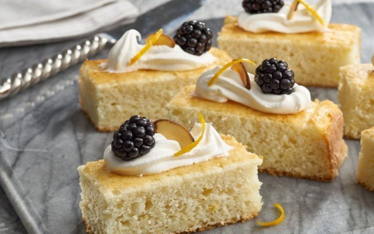 Studentski recepti: Jednostavan spužvasti kolač