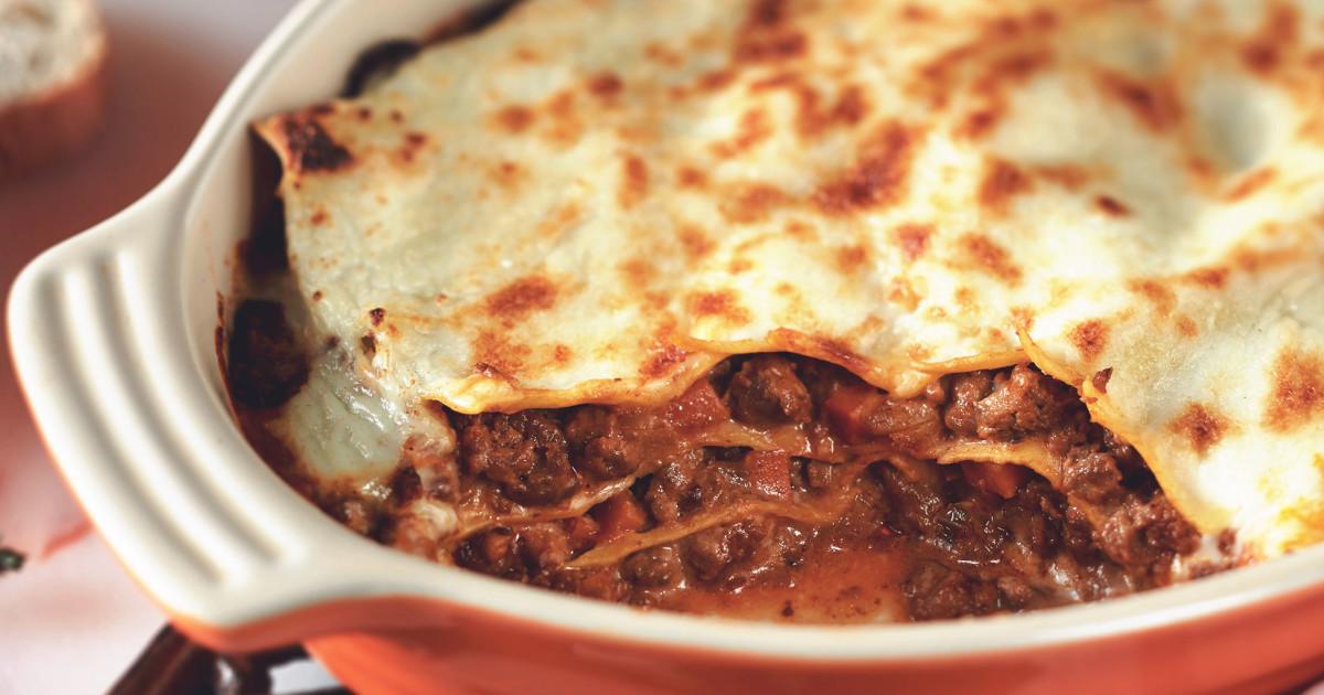 Studentski recepti: Lazanje – jednostavan recept talijanske kuhinje