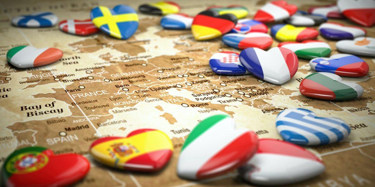Možete li povezati svih 10 zastava sa zemljom kojoj pripadaju?