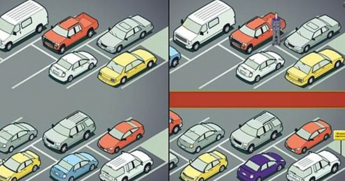 Možete li pronaći 9 razlika na slikama?