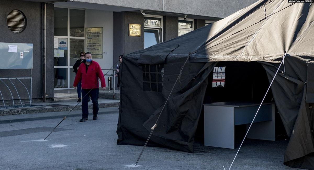 Učenje na prvoj liniji: Studenti volonteri u domovima zdravlja Sarajeva