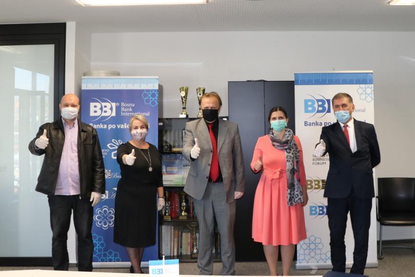 """BBI banka kroz program """"Liderstva"""" pokreće takmičenje u pregovaranju i debatama"""
