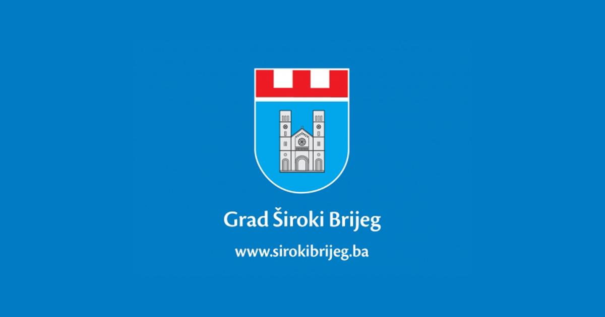 Grad Široki Brijeg dodjeljuje stipendije studentima deficitarnih zanimanja u akademskoj 2020/2021. godini