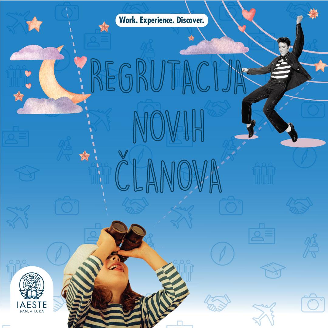 IAESTE Banja Luka prima nove članove