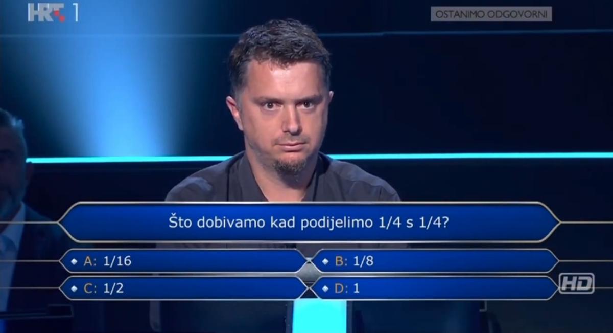 """Pitanja u """"Milijunašu"""" koja su namučila takmičare: Znate li vi odgovore bez jokera?"""