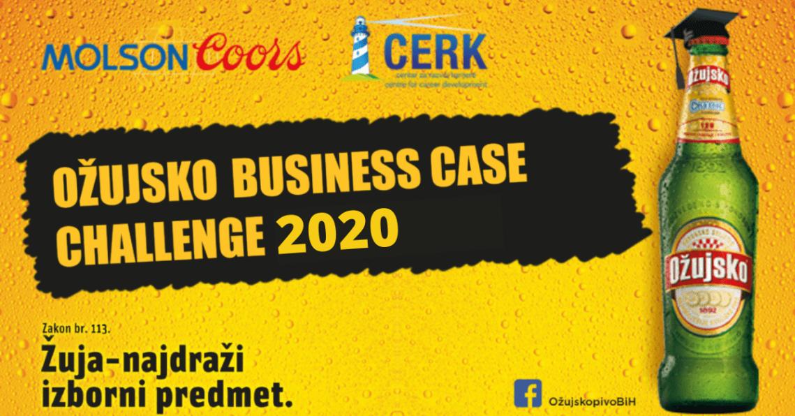 Prijavi se na Ožujsko Business Case Challange i osvoji vrijedne nagrade