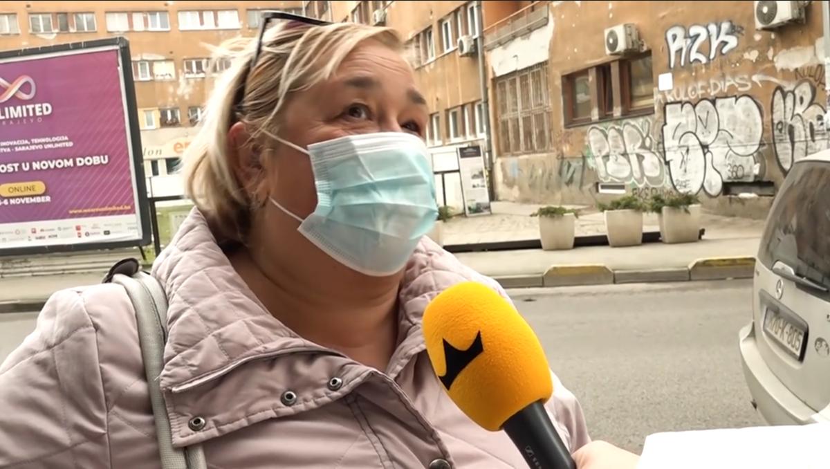 Gospođa iz Sarajeva postala hit: Šta se to dešava u proljeće u našoj zemlji?