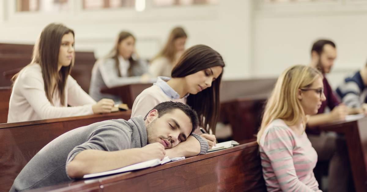 Fakultet nije mjesto za one koji vole učiti
