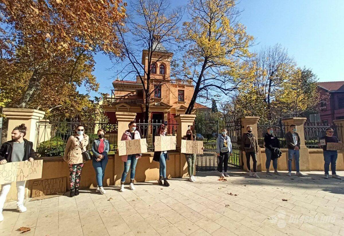Studente u Mostaru će Sveučilište prijaviti i policiji
