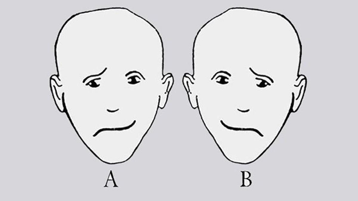 Izaberite lice sa slike koje vam djeluje sretnije: Test otkriva sve o načinu na koji funkcionišete